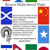 Multicultural Potluck Gathering