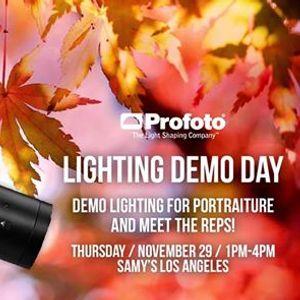 Profoto Demo Day - Los Angeles