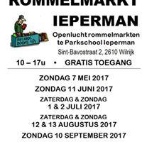 Rommelmarkt Ieperman Wilrijk