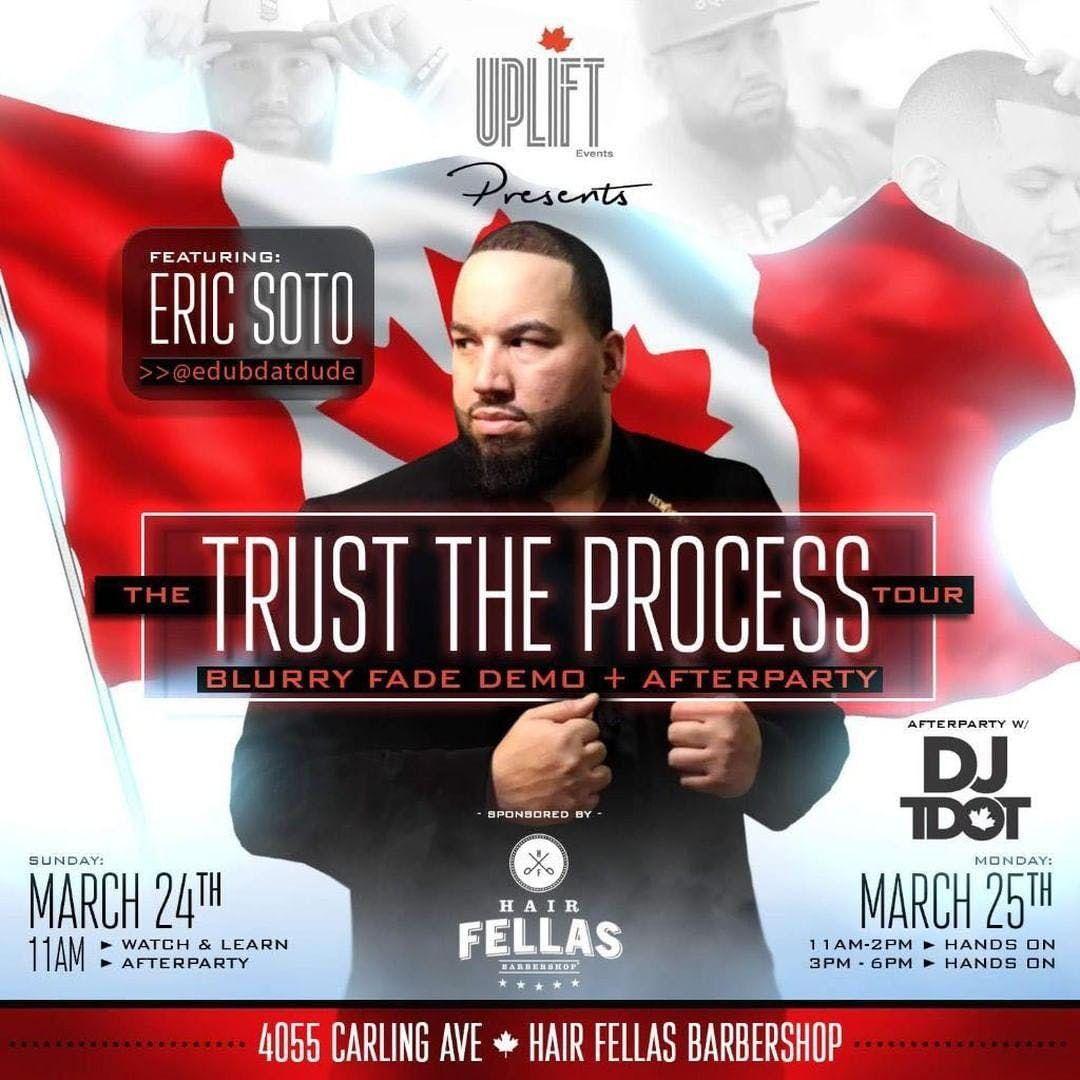 TRUST THE PROCESS TOUR