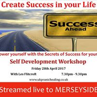 Create Success in Your Life - Lecture &amp meditation