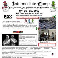 Winter Intermediate Fencing Camp 2017