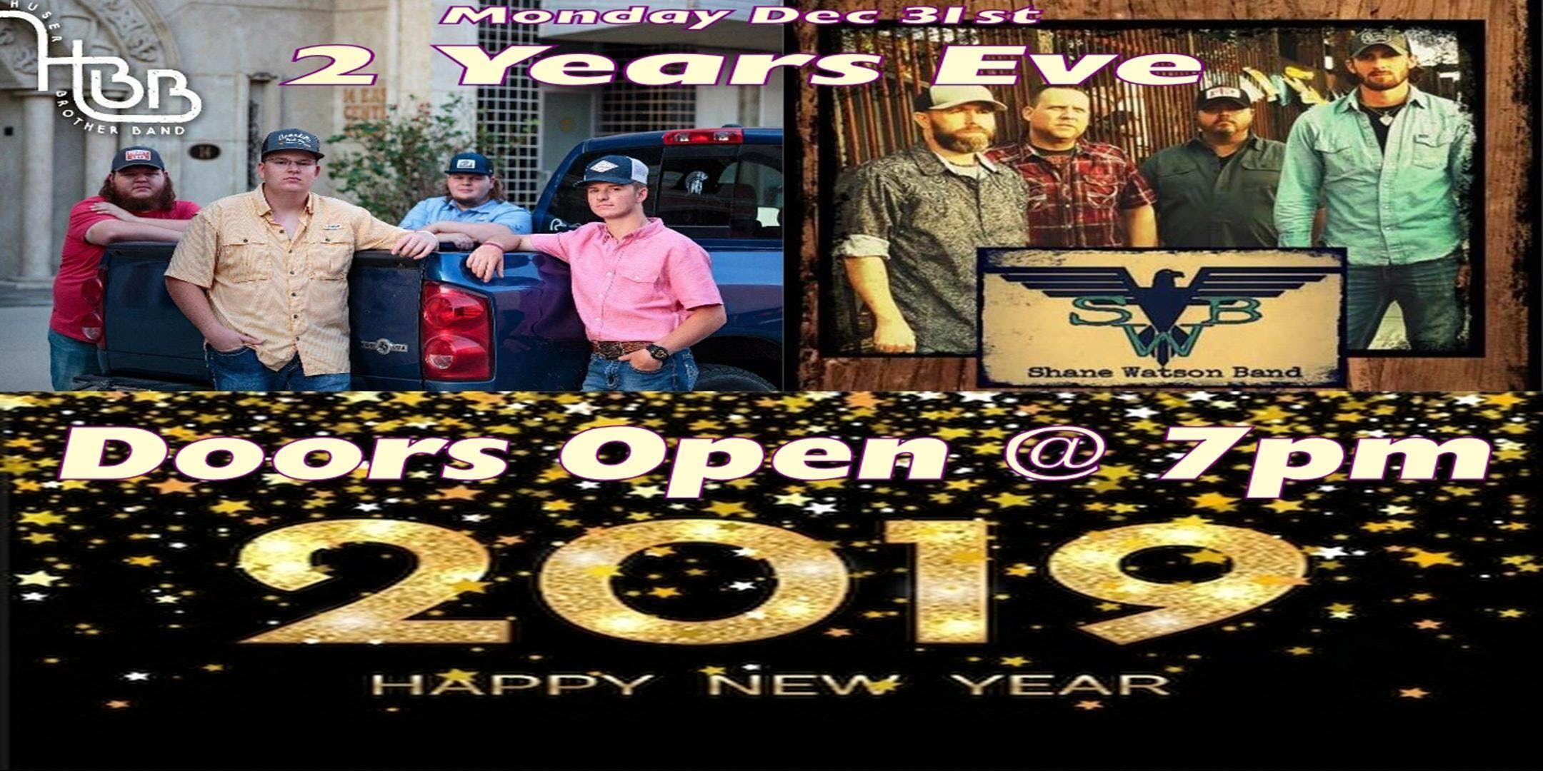 New Years Eve At Melody Ranch Waco