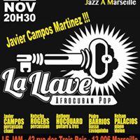 La Lave - Afrocuban Pop by Javier Campos Martinez