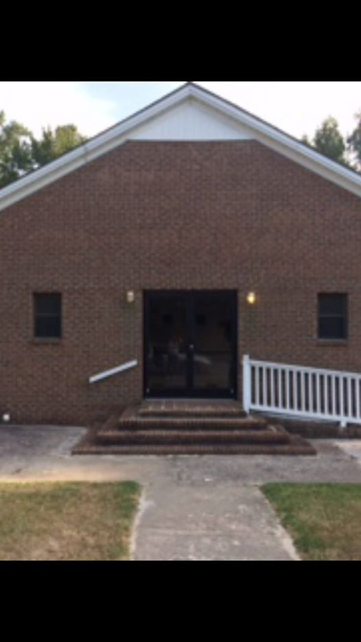 Pastor Church At New Covenant Christian Center Goldsboro