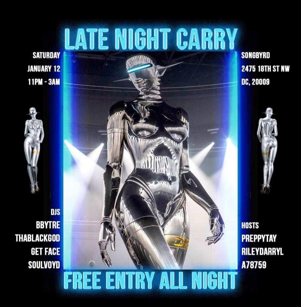 Late Night Carry 1.12