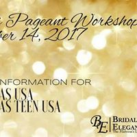 Kansas Pageant Workshop
