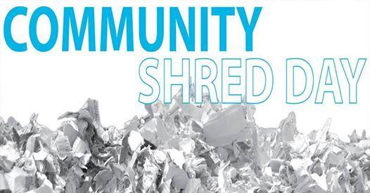 Community Shred Day at Cason United Methodist Church, Delray