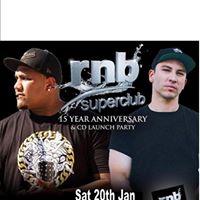 RNB Superclub at the G