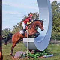 Jumping Clinic with Sarah Stretton
