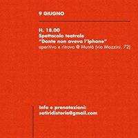 Satiri Di Storie Festival 1 Edizione - 9 e 10 giugno Piacenza