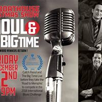 The Boathouse Christmas Show with Raoul and The Big Time
