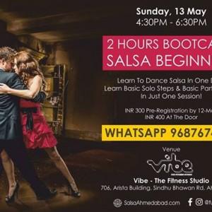 Salsa Beginner Bootcamp