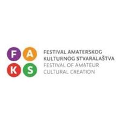 FAKS - Festival of Amateur Cultural Creation