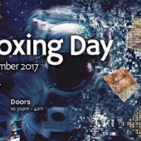 PRYZM Plymouth Boxing Day Celebrations