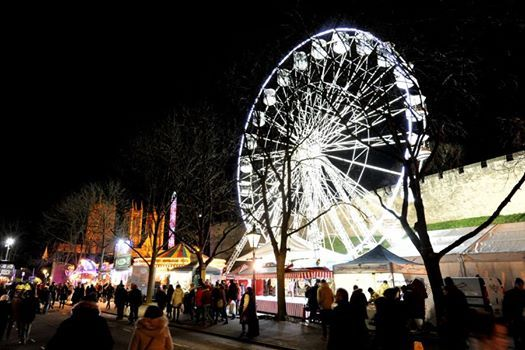 2018 Lincoln Christmas Market
