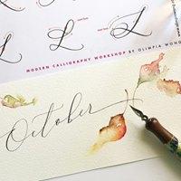 Modern Calligraphy  1710-1015