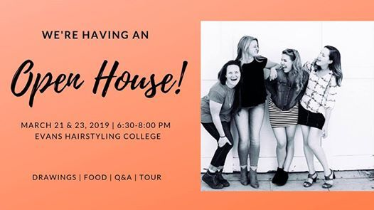 Evans Open House At Evans Hairstyling College Rexburg