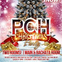 A PCH Club Christmas party Two rooms Thurs Dec. 21st