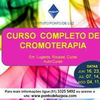 Curso Completo de Cromoterapia