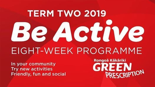 Be Active - Linwood - Term 2 2019