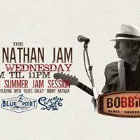 Bobby Nathan Band Wednesday Jam