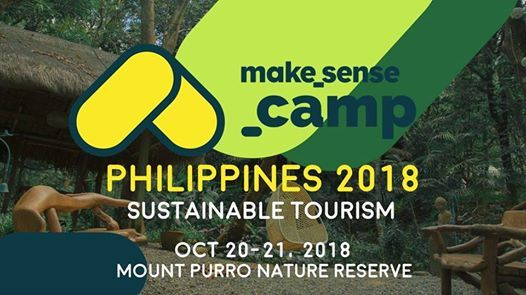 Sensecamp PH 2018 Sustainable Tourism
