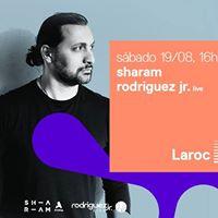 Sharam  Rodriguez Jr.