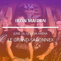 Iron Maiden in Geneve