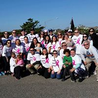 ACS Making Strides Against Breast Cancer Walk - Team Coach Patty