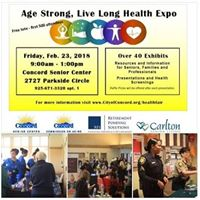 Age Strong Health Expo
