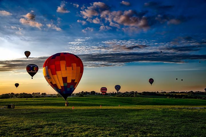 Southern Maryland Balloon Festival