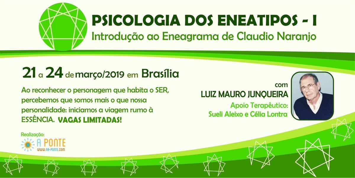 Psicologia dos Eneatipos 1 - com Luiz Mauro Junqueira