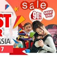 Baby Market - Biggest Baby Fair in Southeast Asia