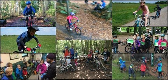 Fundamentals Mountain Bike Course Part 1 For Age 7-10s