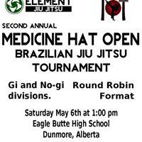 Medicine Hat Open Brazilian Jiu Jitsu Tournament