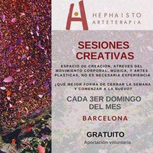 Sesiones Creativas