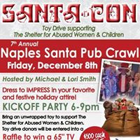 7th Annual Santa Con Pub Crawl