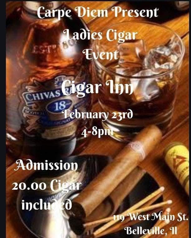 Ladies Cigar Event