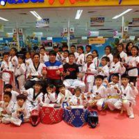All Women Martial Arts Taekwondo 2017