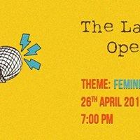 Open Mic Femininity