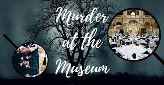Mder Mystery Night - Burns Night Special