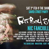 3.2 Saved Street Party-Fatboy Slim (extended set) Nic Fanciulli