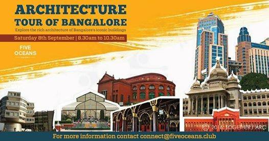 Architecture tour of Bangalore
