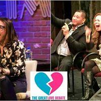 The Great Love Debate - Back in Bellevue Nov 29th