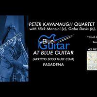 Peter Kavanaugh Quartet