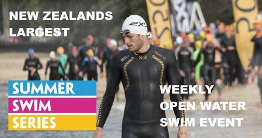 Broderick Print Summer Swim Series - RACE 15