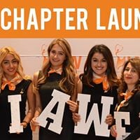 IAWF Los Angeles Chapter Launch