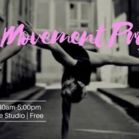 The Movement Project A Free Fitness Workshop Series