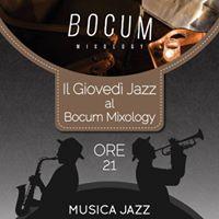 Il Gioved Jazz al Bocum